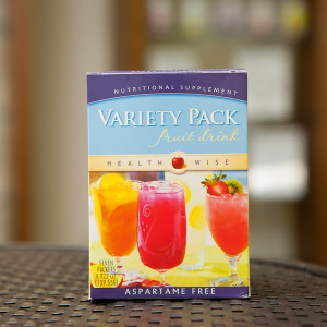 Health Wise Fruit Drink Variety Pack