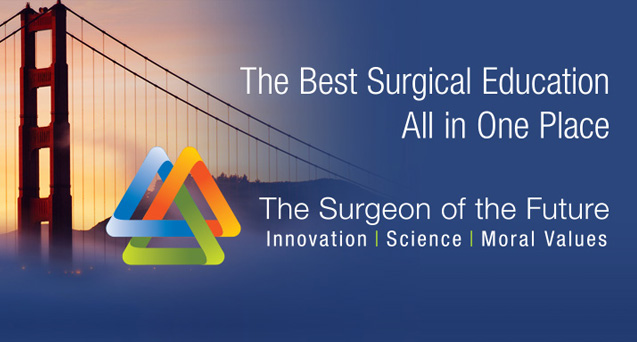Dr. Fowler at 2014 Clinical Congress in SFO