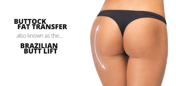 Buttock Fat Transfer