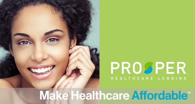 We Now Offer Prosper Healthcare Lending