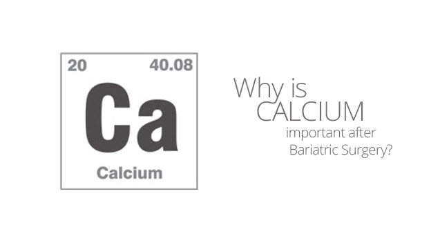 Multivitamin Levels After Bariatric Surgery: Calcium
