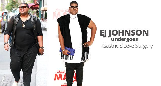 EJ Johnson Undergoes Gastric Sleeve Surgery