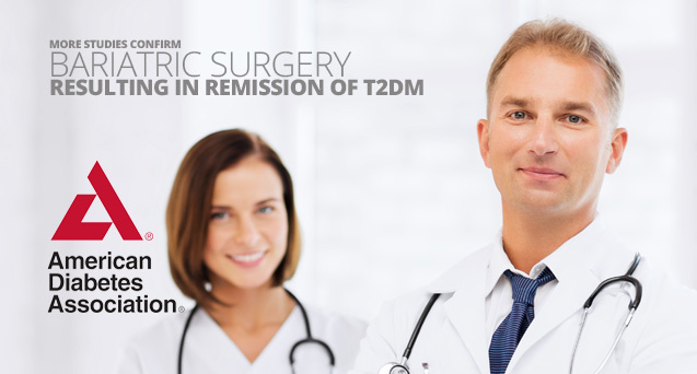 More Studies Confirm Bariatric Surgery Resulting in Remission of T2DM